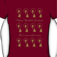 The Bells of Downton Abbey Women's T-Shirt