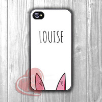 Louise Belcher from Bobs Burgers Cartoon Show-ny for iPhone 4/4S/5/5S/5C/6/ 6+,samsung S3/S4/S5,samsung note 3/4