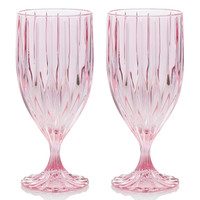 M'O Exclusive water glass set of 2 | Moda Operandi