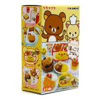 Fluffy Meal - Rilakkuma Blind Box