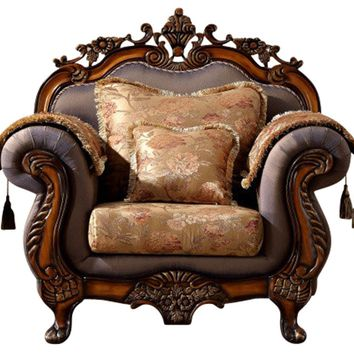 Seville Old World Elegance Arm Chair