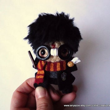 Harry Potter Amigurumi