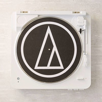Audio-Technica Bluetooth AT-LP60 Vinyl Record Player - White | Urban Outfitters