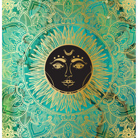 Mandala Sun Wall Art | Lighting & Decor