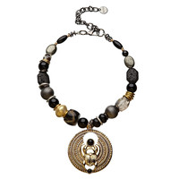 Frida Kahlo Choker | Jewellery | Short-Neck | Mimco