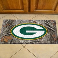 Greenbay Packers Scraper Mat