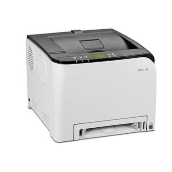 Ricoh SP C252DN Laser Color Wireless Printer 250-Sheets Paper Tray USB Ethernet 407521