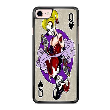 Harley Quinn Batman 5 iPhone 7 Case