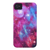 Galaxy Stars 2 iPhone 4 Cover from Zazzle.com