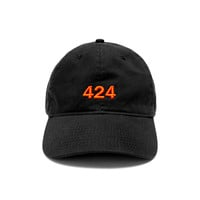 424 Oil Money Cap