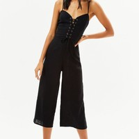 Lace-Up Jumpsuit | PacSun