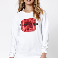 Diamond Supply Co Rare Gem Crew Neck Sweatshirt at PacSun.com