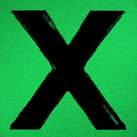 Ed Sheeran : X CD