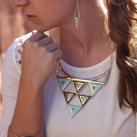 Queen of Sheba {Necklace}