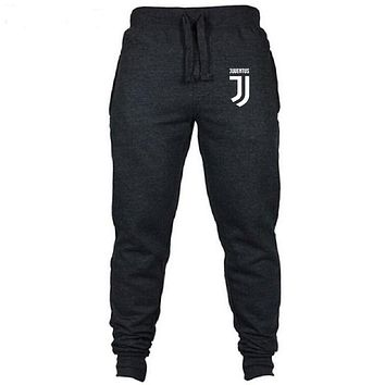 Brand Male Trousers Juventus Sweatpants Men Leisure Men'S Fitness Bodybuilding Casual Pants Fitness Homme Outwear Joggers