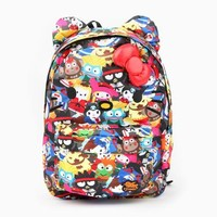 Hello Kitty Backpack: Street Fighter