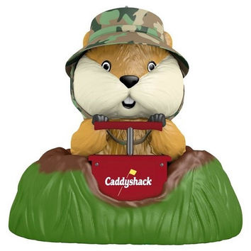 Caddyshack A Dynamite Gopher Ornamen