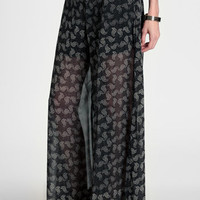 Crescent Light Wide Leg Pants - $29.50 : ThreadSence, Women's Indie & Bohemian Clothing, Dresses, & Accessories