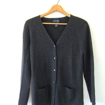 Shop Women's Merino Wool Cardigan on Wanelo