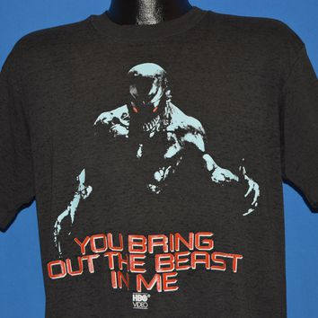 90s You Bring Out the Beast in Me Split Second Movie t-shirt Large