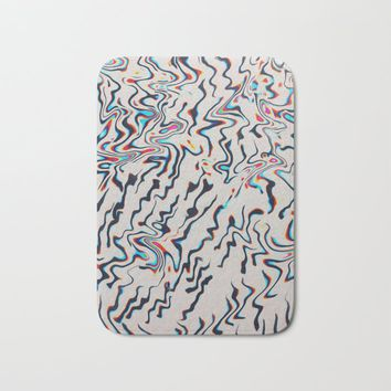 Life of the Party Bath Mat by duckyb
