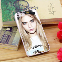 Cara Delevingne Fashion Model Star iPhone 5|5S|5C Case Auroid
