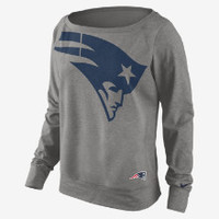 Check it out. I found this Nike Wildcard Epic (NFL Patriots) Women's Sweatshirt at Nike online.