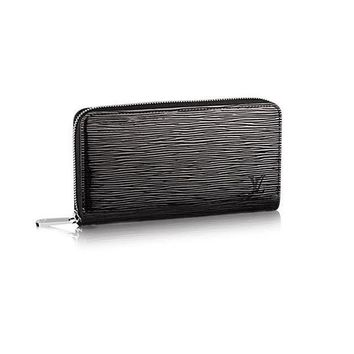 DCCK Authentic Louis Vuitton Epi Leather Zippy Wallet Article: M6007N