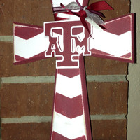Texas A&M University Cross