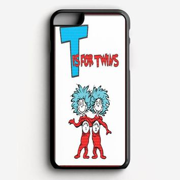 Thing 1 And Thing 2 iPhone 8 Plus Case