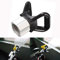 New Arrival Black Airless Paint Flat Tip Guard Nozzle Seat for Wagner Titan Spray Tools