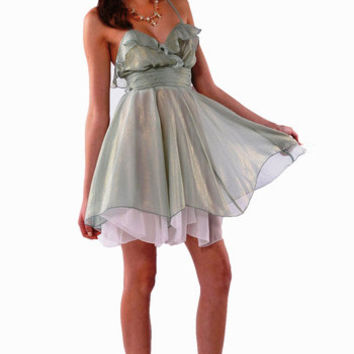 Fairy Tale Mint Dress