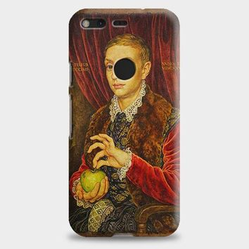 Boy With Apple Grand Budapest Hotel Google Pixel XL Case