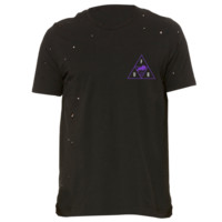 Fall Out Boy - Triangle Wave Distressed Tee | Fall Out Boy