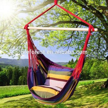 Outdoor Furniture Double Seater Outdoor Hammock Hanging Swing Chair