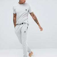 Diesel Julio Joggers with Cuffed Ankle at asos.com