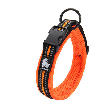 Quality 3M Reflective Dog Collars Adjustable