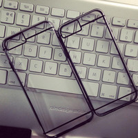 Simple Case Cover for iPhone 5s 6 6s Plus