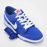 Nike Dunk Low Pro IW deep royal/ white gym red