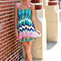 Rythym City II Dress