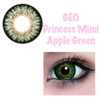 Geo Lens - Princess Mimi Apple Green (Bambi Series)