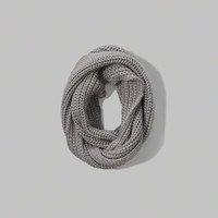 shine knit snood