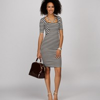 Promo-go Get It Striped Dress