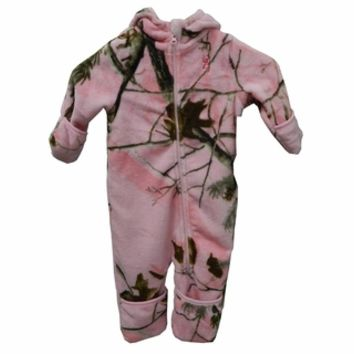 Realtree Pink Baby Toddler Bunting Snowsuit Camo Coat