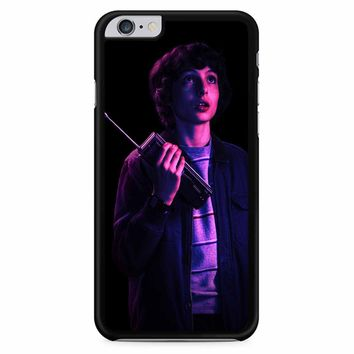Finn Wolfhard In Stranger Things iPhone 6 Plus / 6s Plus Case