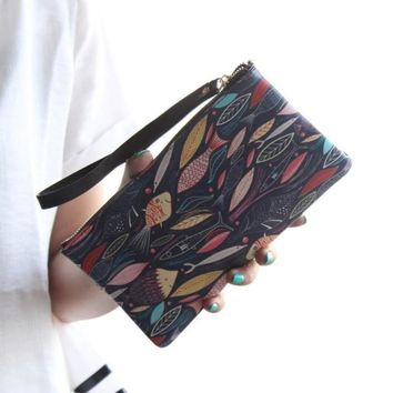 Wallets For 2018 Fashion Designer Women Lady Leather Wallet Purse Ladies Long Card Phone Bag Coin Purse