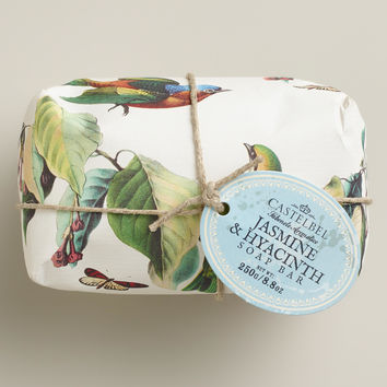 Castelbel Jasmine and Hyacinth Bar Soap - World Market