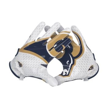 Nike Vapor Knit (NFL Rams) Men's Football Gloves