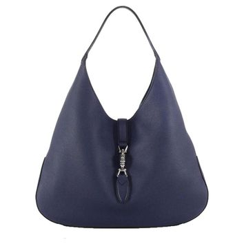 Gucci Jackie Blue Marine Hobo Bag 362968