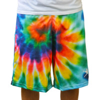 Tie Dye Lax Shorts | Lacrosse Unlimited